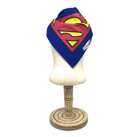 Bandana para Cachorro Estampa Superman