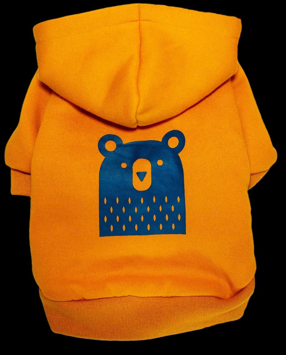 Blusa de Moletom para Cachorro Bear