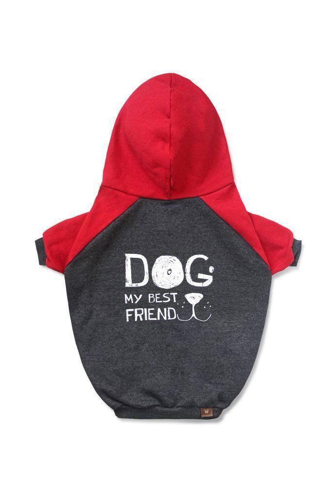 Blusa de Moletom para Cachorro Dog my best