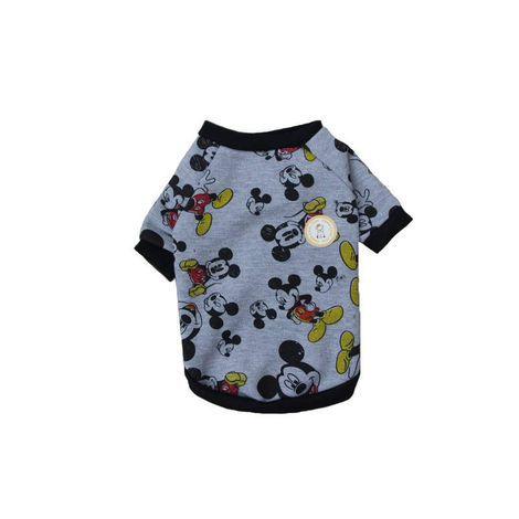 Blusa De Moletom para Cachorro Mickey Color