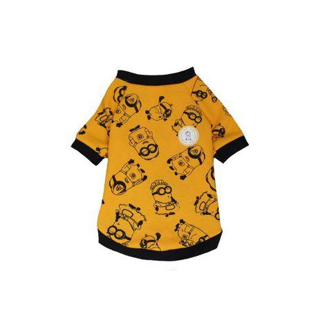 Blusa De Moletom para Cachorro Minions