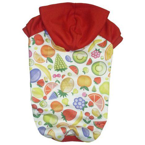 Blusa De Moletom Salada De Frutas