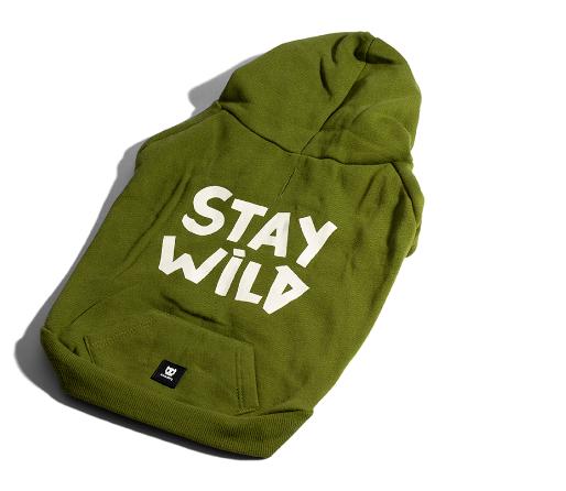 Blusa de Moletom para Cachorro ZeeDog Stay Wild