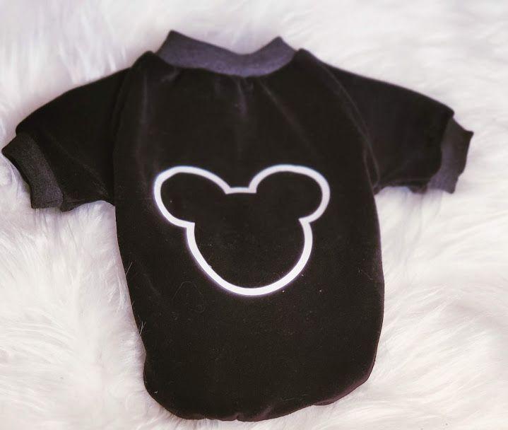 Blusa para Cachorro do Mickey