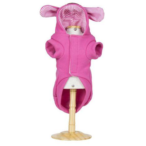 Blusa para Cachorro Rabbit Rosa