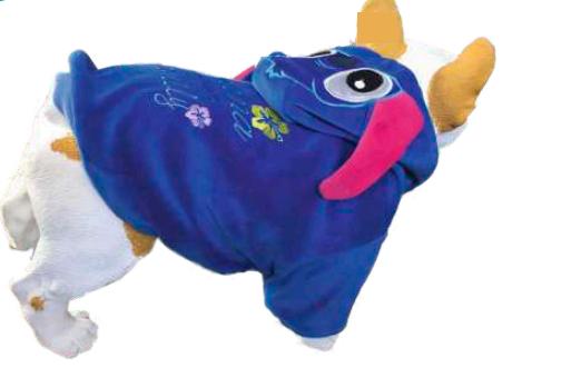 Blusa para Cachorro - Stitch