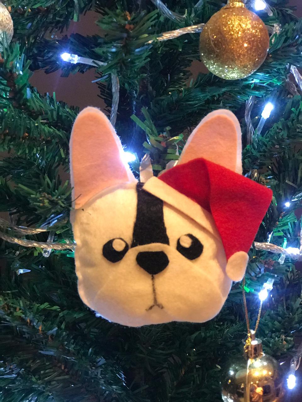 Bonequinhos para Arvore de Natal