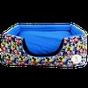 Cama Flex Mickey Azul M
