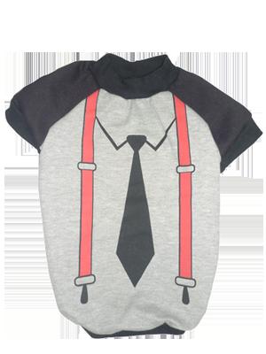 Camisa De Moletom Suspensorio