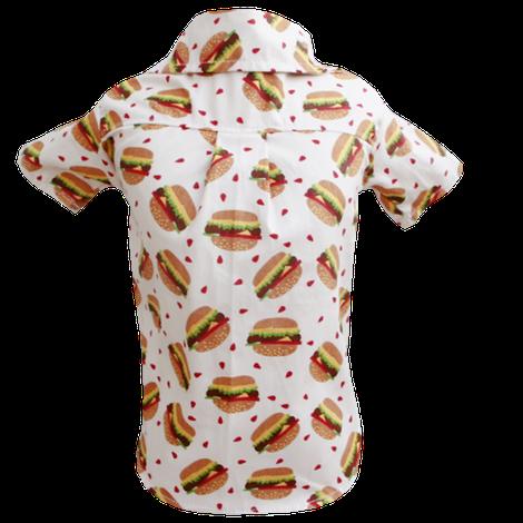 Camisa Hamburguer