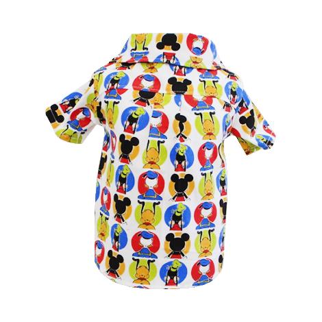 Camisa Mickey Circulos