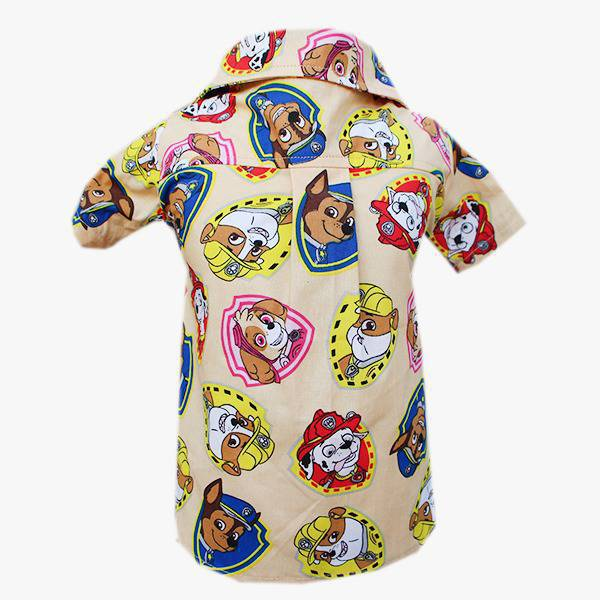 Camisa para Cachorro Patrulha Canina