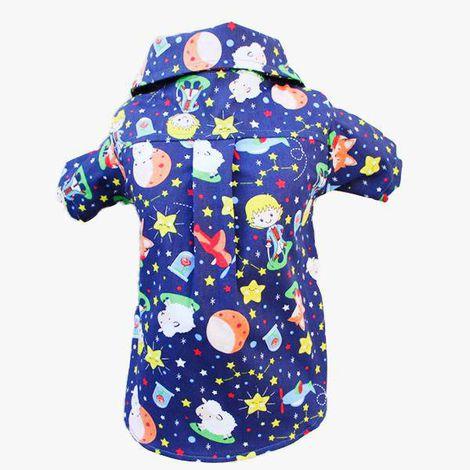Camisa para Cachorro Pequeno Príncipe