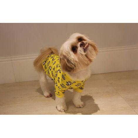 Camiseta para Cachorro - Minions