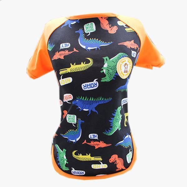 Camiseta UV Dino