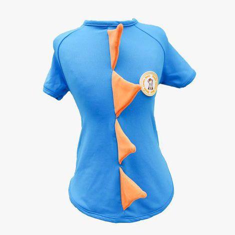Camiseta UV Dino Royal