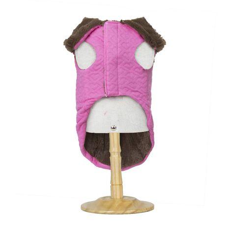 Capa para Cachorro Warm Rosa