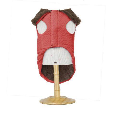 Capa para Cachorro Warm Vermelho