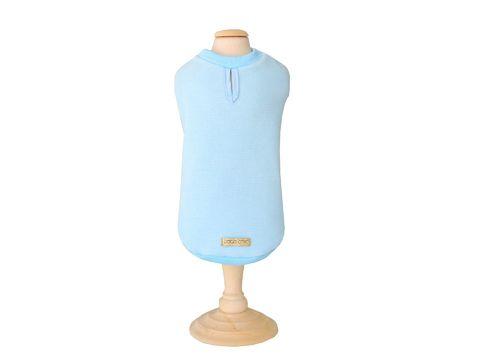 Casaco Básico Soft- Azul