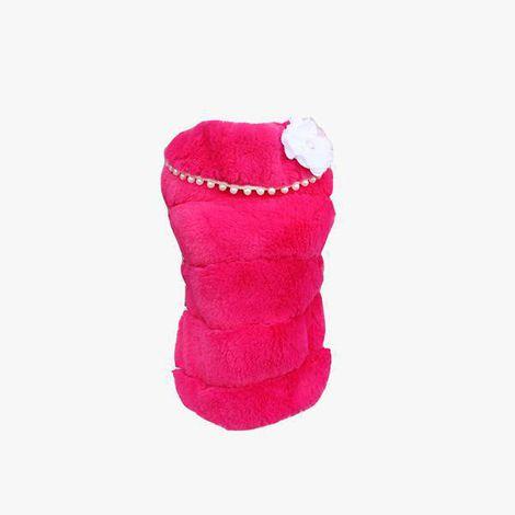 Casaco Pele Pink