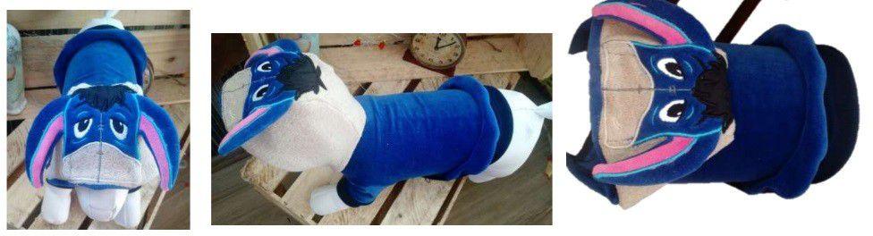 Blusa para Cachorro Burro Ló - Pooh