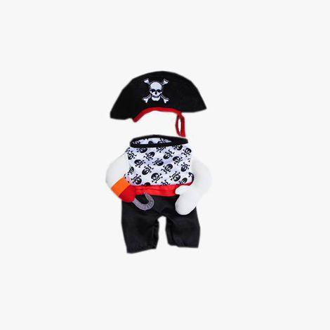 Fantasia para Cachorro Pirata - Bracinho