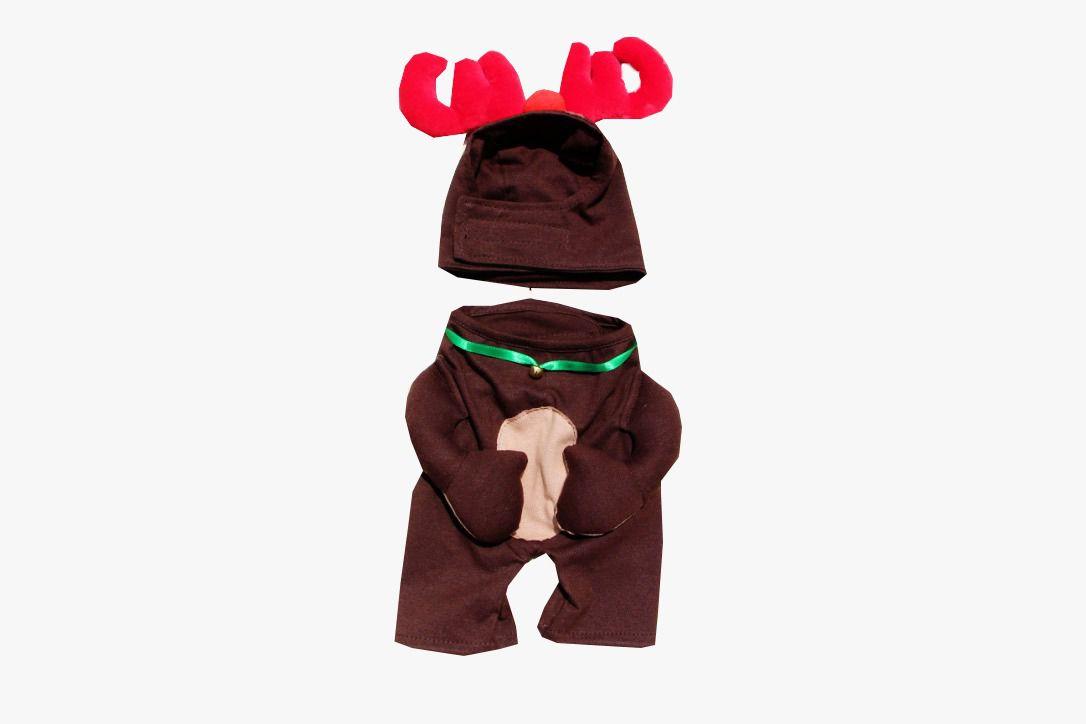 Fantasia para Cachorro Rena - Bracinho Natal