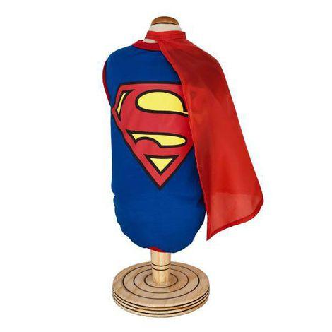 Fantasia para Cachorro Superman
