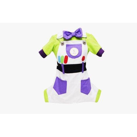 Jardineira Buzz Lightyear- Toy Story
