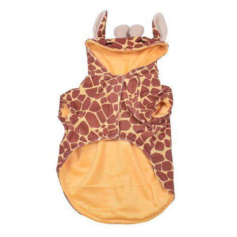 Moletom para Cachorro Girafa