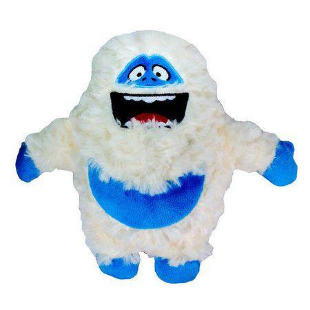 Mordedor Pelúcia Monstro da Neve