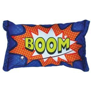 Mordedor Pelúcia Bag Boom Azul