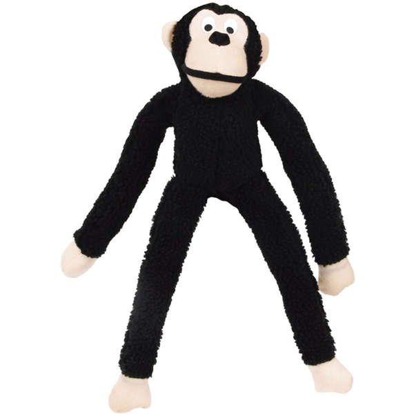 Mordedor Pelúcia Macaco - Diversas Cores