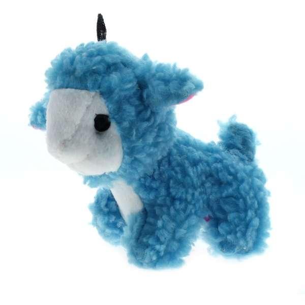 Mordedor Pelúcia Ovelha Baa Azul
