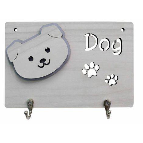 PENDURADOR DE COLEIRAS PUPPY - DOG/GATO