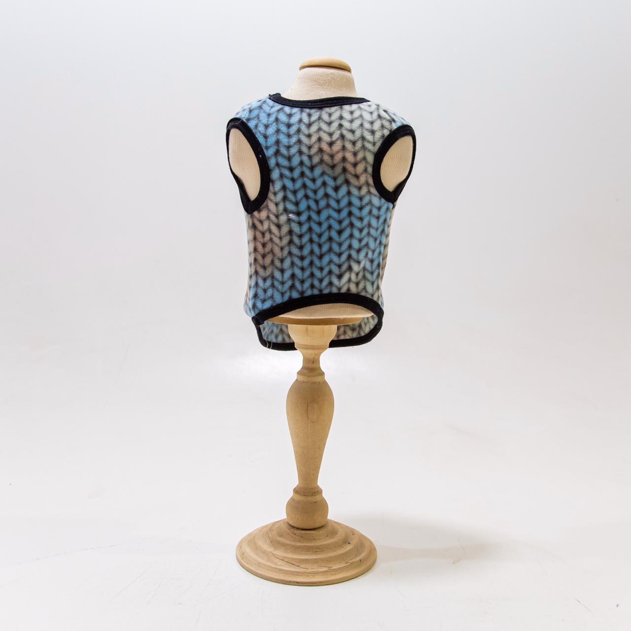 Roupa De Soft- Raposinha- Azul