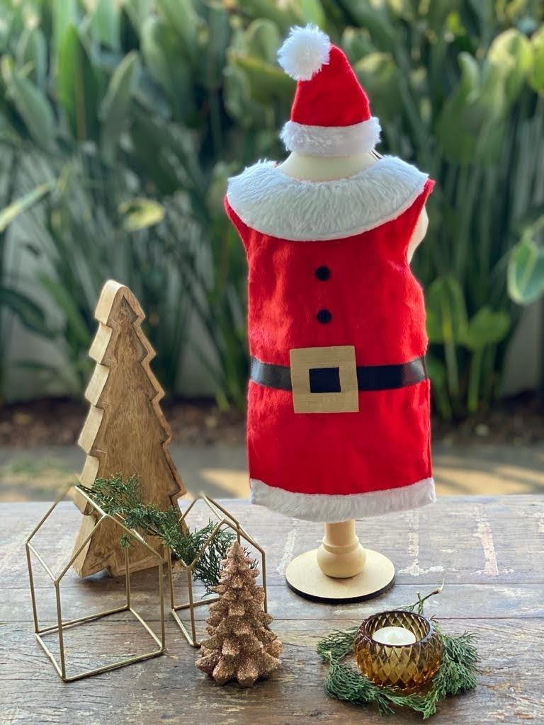 Roupa Papai Noel (Natal)