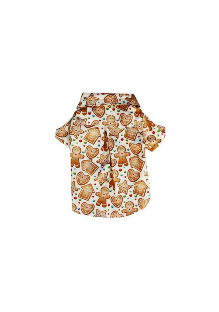 Camisa Biscoito Natal