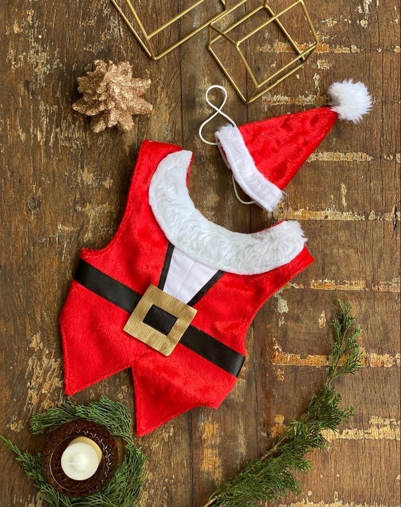 Smoking Papai Noel (Natal)