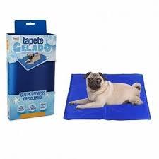 Tapete Refrescante Gelado para Cães e Gatos