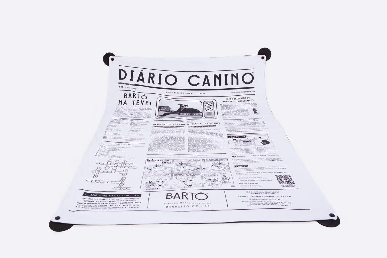TAPETE LAVAVEL- DIARIO CANINO