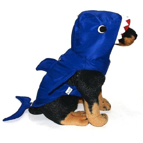 Fantasia para Cachorro Tubarão