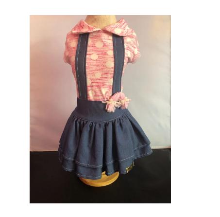 Vestido Boneca - Varias Estampas