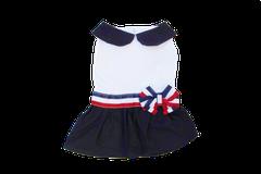 Vestido Marinheiro Fita