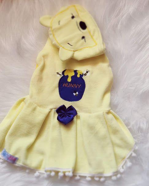Vestido Pooh