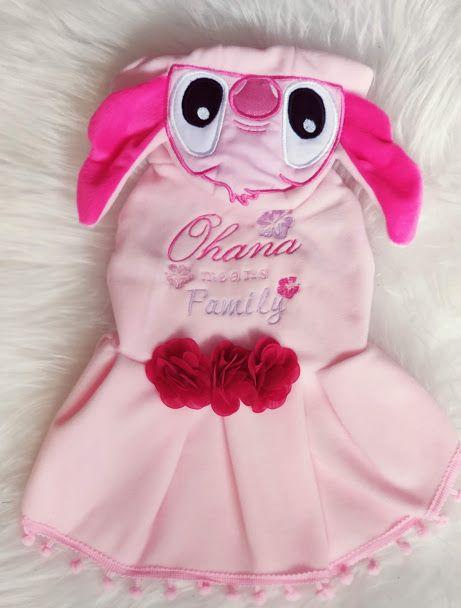 Vestido Stitch Angel