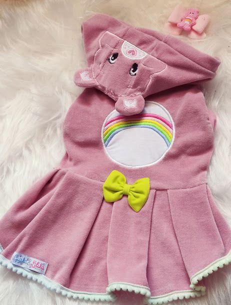 Vestido Ursinhos Carinhosos