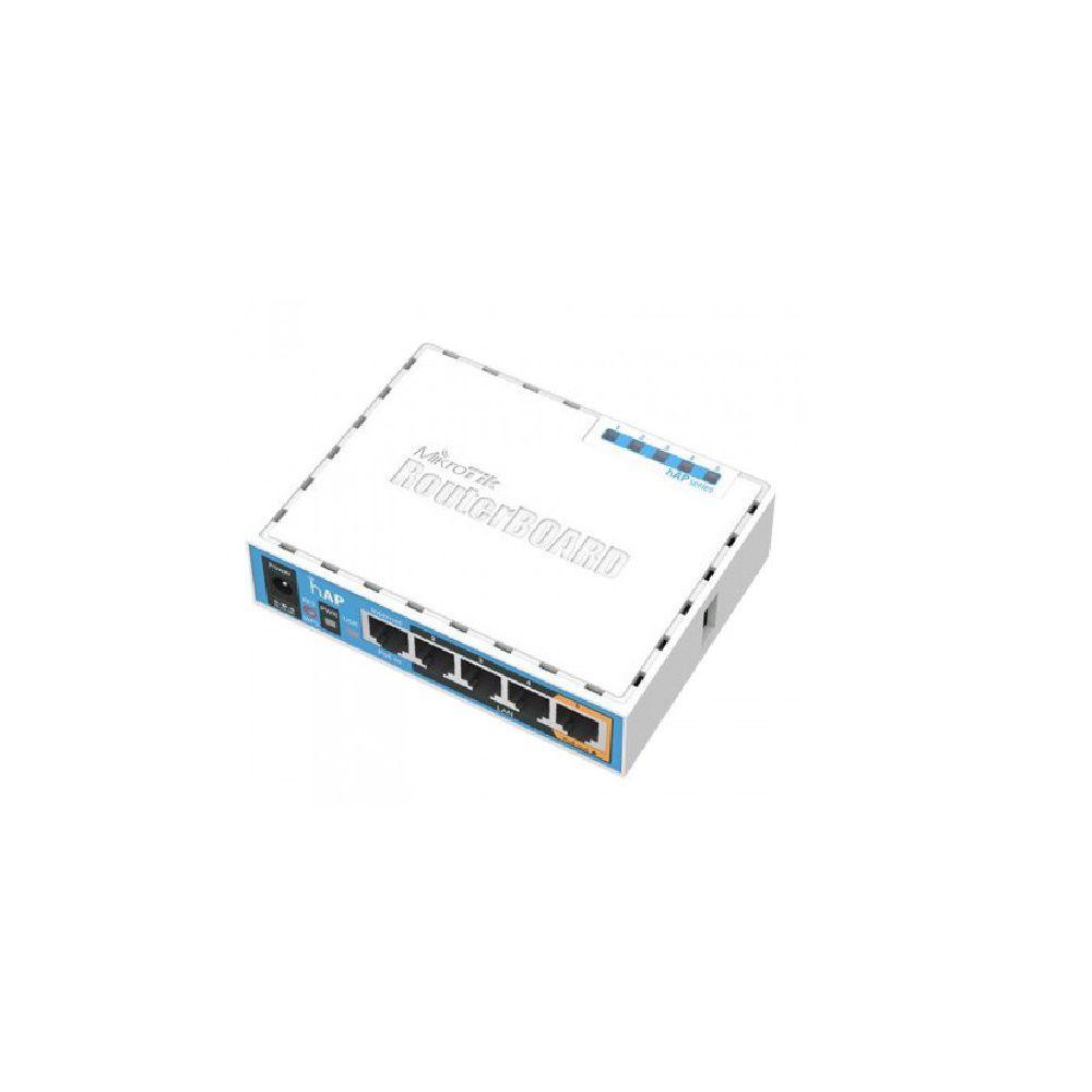 Access Point Hap RB951UI-2ND 5 Portas 650MHZ Mikrotik