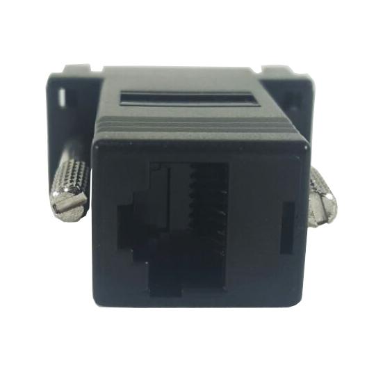Adaptador VGA para RJ45