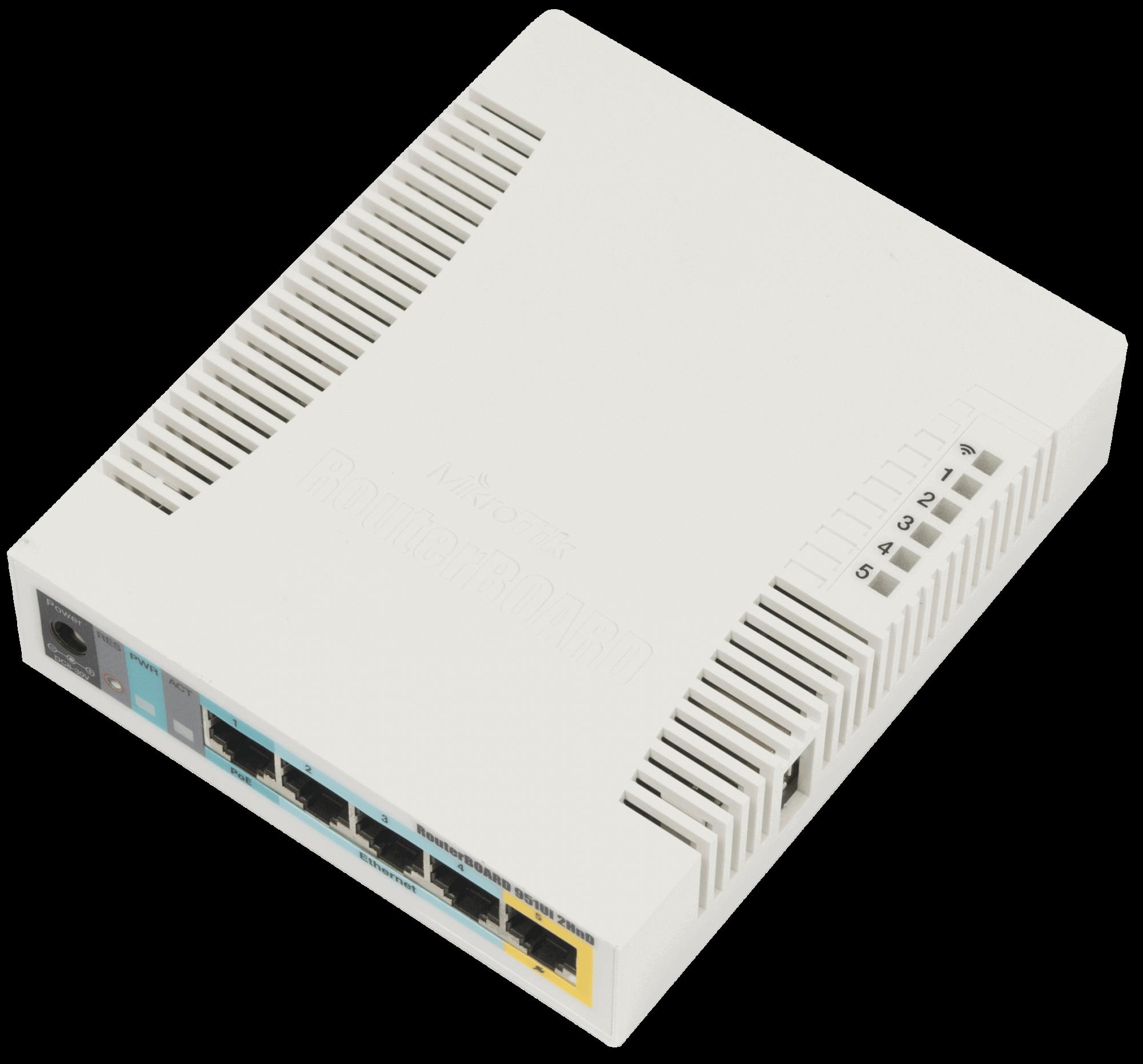 Roteador Mikrotik RB951-2HnD
